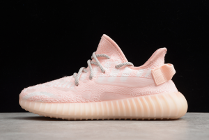 Womens adidas Yeezy Boost 350 V3 Pink Cloud White FC9217
