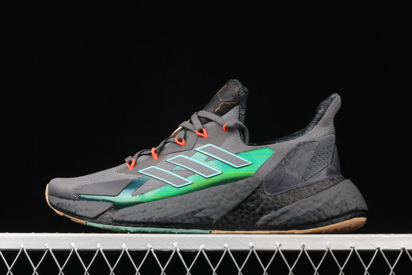 Cheap adidas CNY X9000L4 Chinese New Year Year of the Ox GY7579