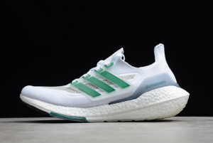 Discount adidas Ultra Boost 2021 Sub Green Outlet Store FZ2326