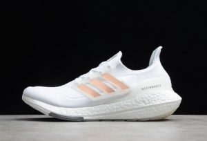 2021 Cheap adidas Ultra Boost 2021 Cloud White Online FY0846