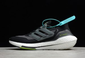 Where To Buy adidas Ultra Boost 2021 Black Solar FY0374
