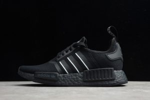adidas NMD R1 Shoes Black White Online Store FV8726