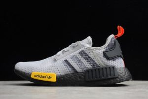 adidas NMD_R1 Grey Two/Core Black-Red-Yellow Online Sale FV3986