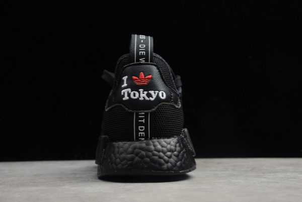 Best adidas NMD_R1 Tokyo Core Black For Sale H67746-4