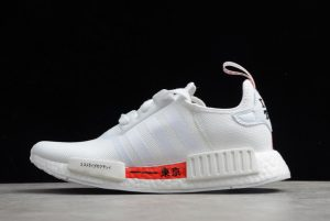 Wholesale adidas NMD_R1 Tokyo White Red Black Shoes F67745