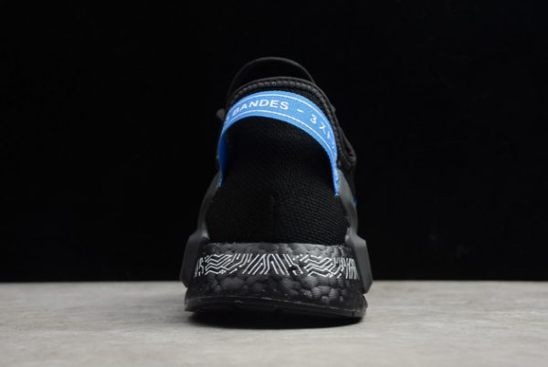 adidas NMD R1 Shoes V2 Circuit Board Black Blue For Sale FY1483-3