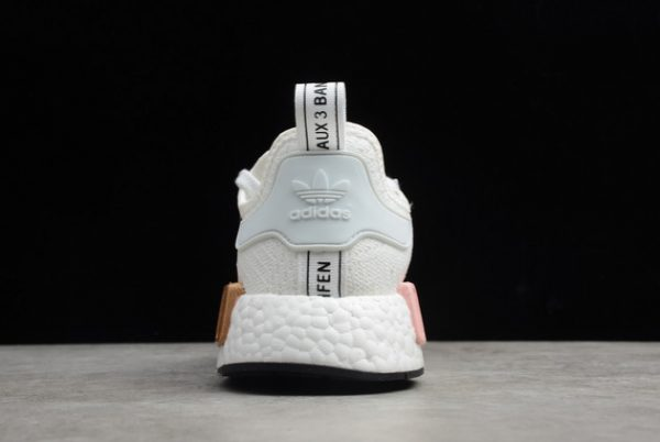adidas NMD R1 Wmns Metallic Plugs Cloud White For Sale EE5173-4