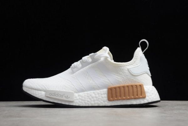 adidas NMD R1 Wmns Metallic Plugs Cloud White For Sale EE5173