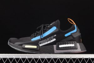 adidas NMD_R1 Spectoo Core Black Lifestyle Shoes FZ3201