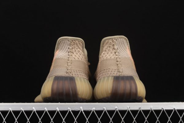 Cheap adidas Yeezy 350 Boost V2 Sulfur Outlet Online FZ5240-3