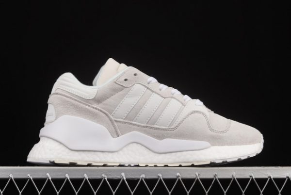 Discount adidas ZX 930 x EQT Boost White and Grey For Sale G27503-1