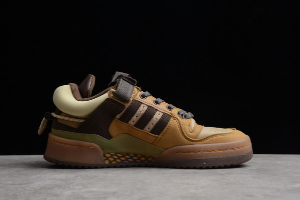 Bad Bunny x adidas Forum Buckle Low The First Cafe Outlet GW0264-1