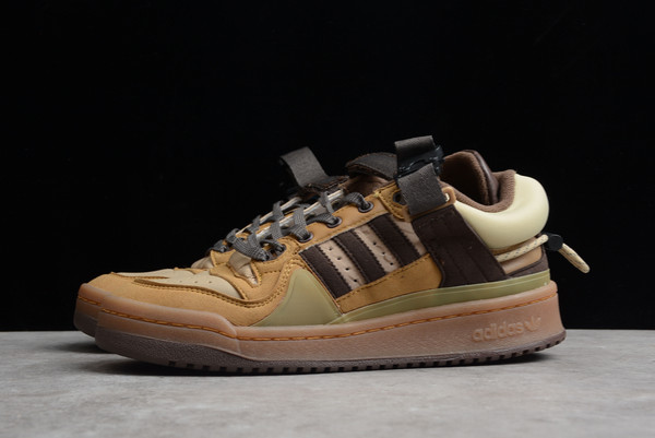 Bad Bunny x adidas Forum Buckle Low The First Cafe Outlet GW0264-2