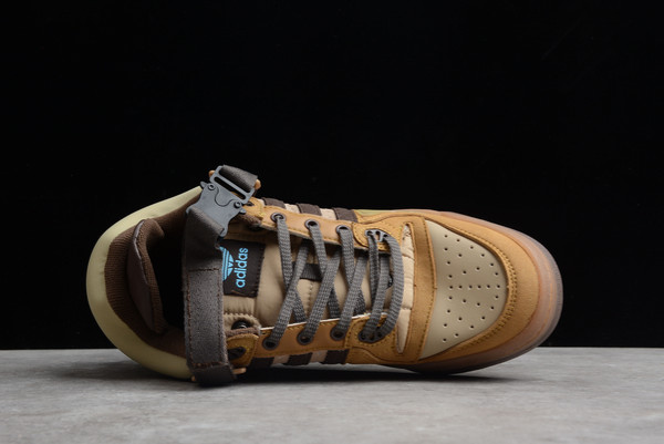 Bad Bunny x adidas Forum Buckle Low The First Cafe Outlet GW0264-3