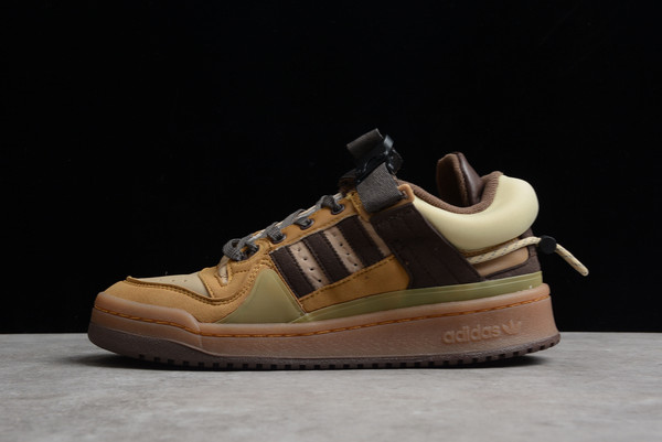 Bad Bunny x adidas Forum Buckle Low The First Cafe Outlet GW0264