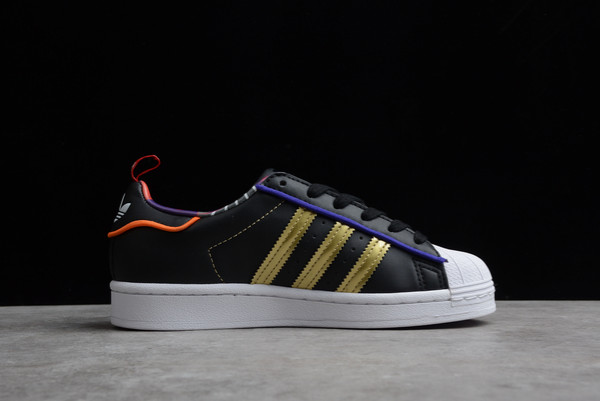 adidas Superstar CNY Chinese New Year Black Gold Red Sale S24184-1