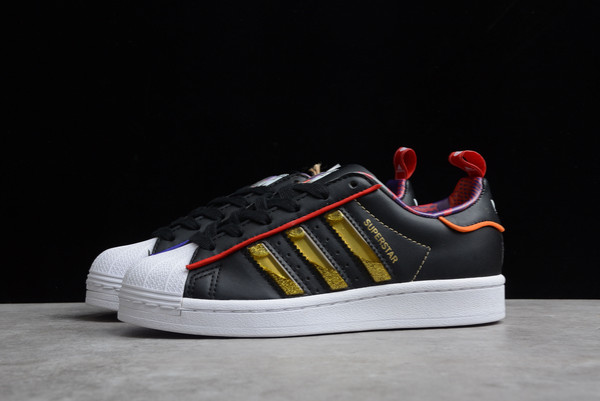 adidas Superstar CNY Chinese New Year Black Gold Red Sale S24184-2
