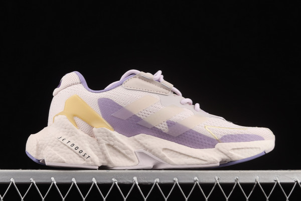 adidas X9000L4 Orchid Tint Cloud White For Women S23671-1